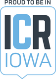 ICR Iowa logo